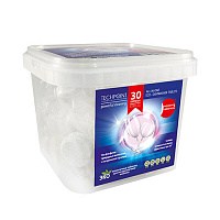 TechPoint Таблетки для ПММ All-IN-ONE ECO-DISHWASHER TABLETS (20грамм) 30 штук, арт. 9986